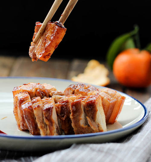 Cách làm thịt ba chỉ nướng mật ong đậm đà thơm ngon
