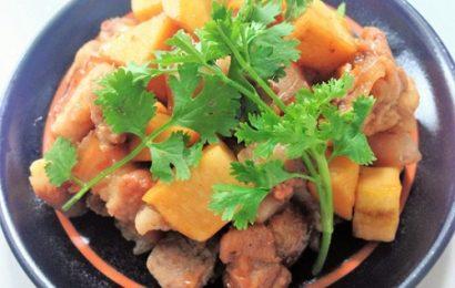 Thịt kho măng tươi – món ngon dành tặng gia đình