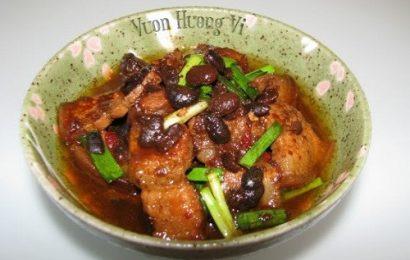 Cách làm thịt kho tàu xì – món ngon gốc Hoa