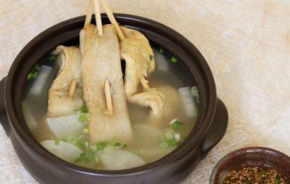 Cách làm chả cá Hàn Quốc siêu ngon, lạ vị cho bữa tối