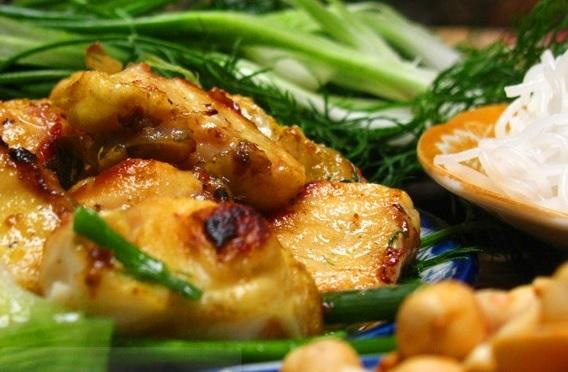 Cách làm chả cá lăng ngon đúng kiểu nhà hàng Lã Vọng