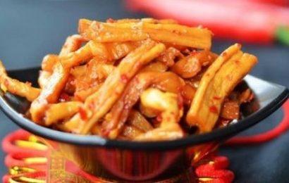 Củ cải trắng ngâm chua ngọt hấp dẫn, đưa cơm, thêm ngon miệng