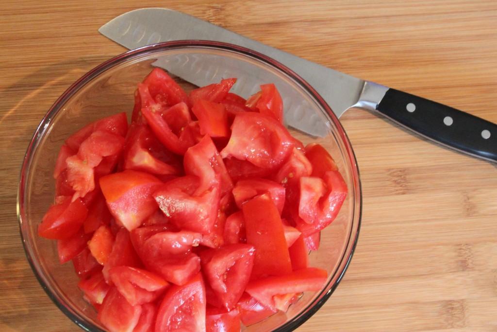 cách làm sinh tố cà chua 2