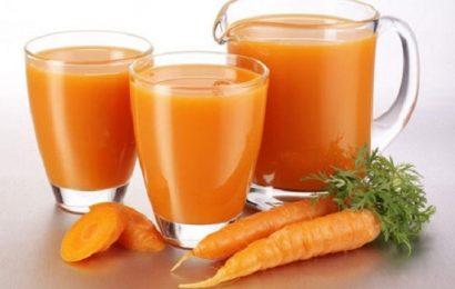 Cách làm sinh tố cà rốt sữa chua chuẩn không cần chỉnh