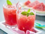 Cách làm sinh tố dưa hấu sữa chua