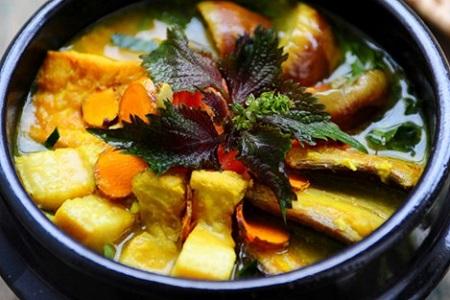 Cách nấu cà tím với thịt ba chỉ cho bữa cơm gia đình thêm ngon
