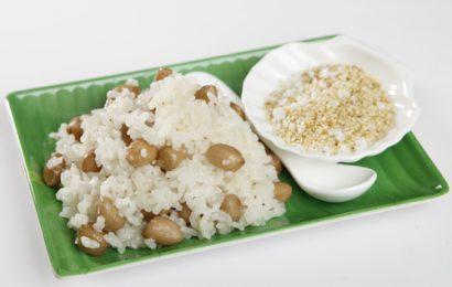 Học cách nấu xôi đậu phộng nhanh gọn, cho bữa sáng chắc dạ
