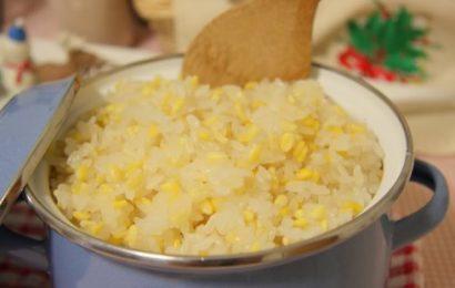 Cách nấu xôi dừa đậu xanh mang hương vị vùng quê Nam Bộ