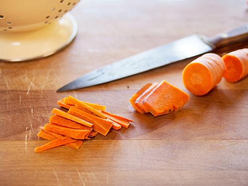 cách ngâm củ cải cà rốt chua ngọt