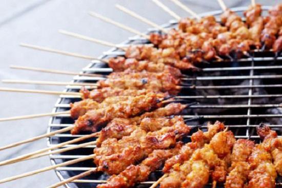 Cách ướp thịt chó nướng ngon