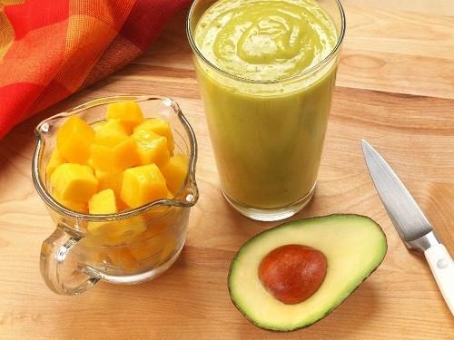 Cách kết hợp các loại trái cây làm sinh tố