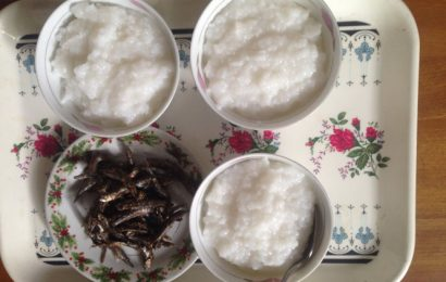 Cách kho cá cơm ăn với cháo trắng cho bữa sáng cả nhà