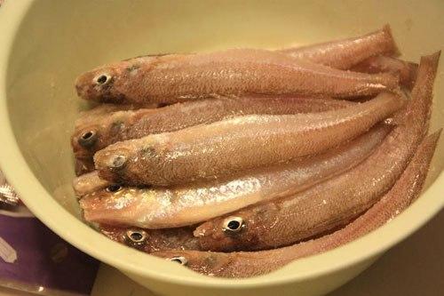 cách làm cá bống kho tiêu