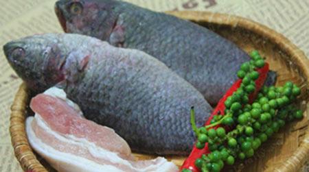 cách làm cá rô kho tiêu