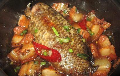 Hướng dẫn các bạn nội trợ cách làm cá rô kho tộ thơm ngon miễn chê