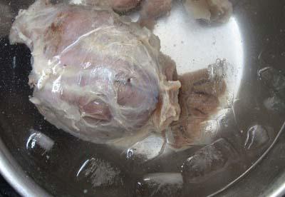 cách làm món bắp bò ngâm dấm
