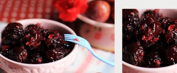 Được miếng ô mai mận xào gừng chua chua, cay cay, ngọt ngọt thì tuyệt
