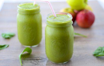 Cách làm sinh tố táo xanh ngon và lạ chưa từng thấy