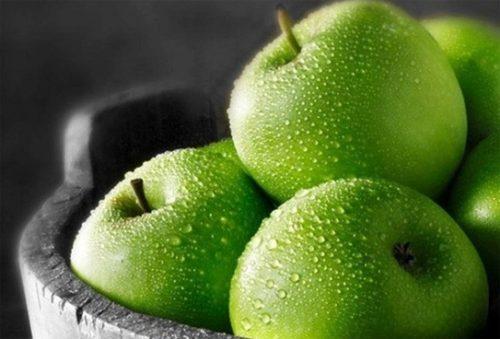 Cách làm sinh tố táo xanh lạ chưa từng thấy 2