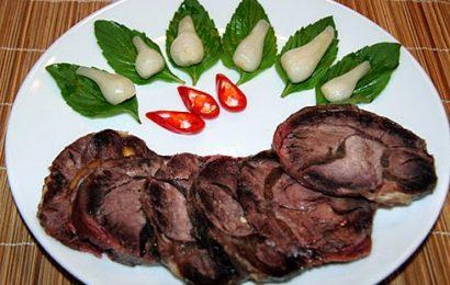 Hướng dẫn cách làm thịt bò ngâm với xì dầu ăn cả tuần