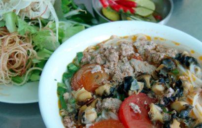 Cách nấu bún riêu cua ốc đậm đà hương vị dân tộc