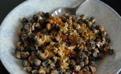 Cách nấu bún riêu cua ốc đậm đà 2