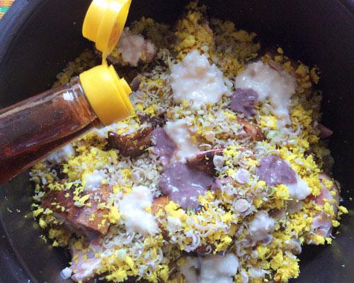 Cách nấu món thịt chó giả cầy
