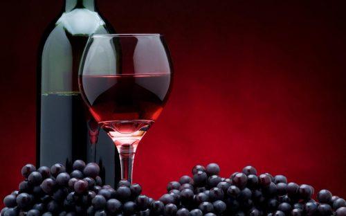 cách ngâm rượu nho đen 3
