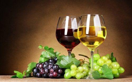 Hướng dẫn cách ngâm rượu nho tươi 3