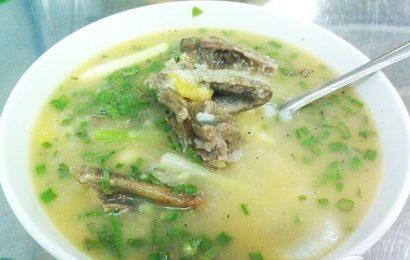 Bổ sung vào sổ tay nấu ăn một số món cháo chim bồ câu thơm ngon, bổ dưỡng