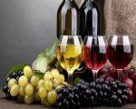 Bật mí những tác dụng rượu nho ngâm rượu 1