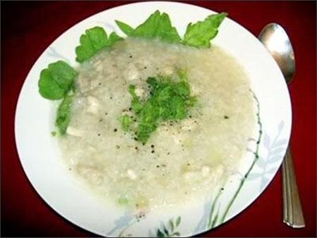 Cách nấu cháo cho bé suy dinh dưỡng