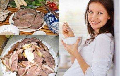 Giải đáp thắc mắc: Bà bầu có được ăn thịt chó không?
