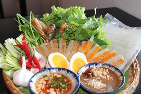 Các món ăn làm từ chả cá