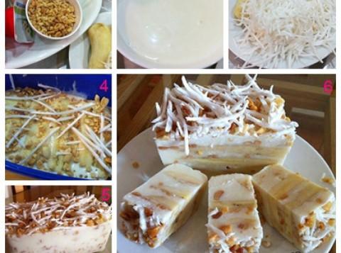 Cách làm kem chuối xoài đã miệng cho mùa hè oi bức 2