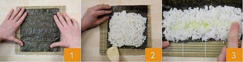 Cách làm món sushi kiểu Nhật Bản ngon 1
