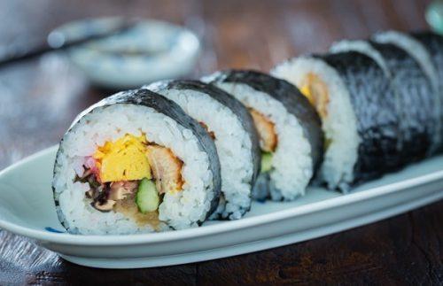 Cách làm món sushi kiểu Nhật Bản ngon 6