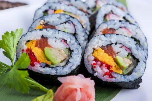 Cách làm món sushi kiểu Nhật Bản ngon