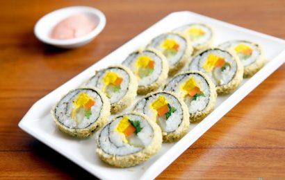 Cách làm nước chấm sushi dễ mà ngon không thể thiếu được