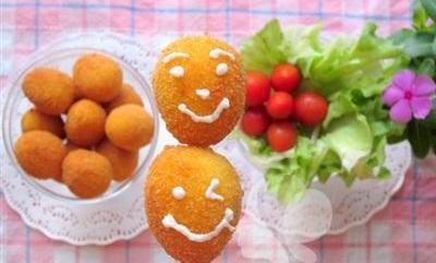 Đầy mê hoặc với món trứng cút chiên xù thơm ngon