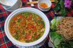 cách nấu canh chua cua đồng ngon