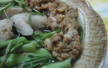 Hướng dẫn cách nấu canh cua khoai sọ giải nhiệt cho ngày hè