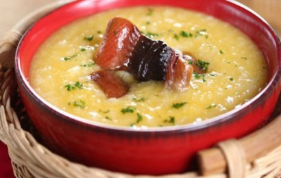 Cách nấu cháo lươn cho bé ăn dặm đảm bảo ngon bổ dưỡng