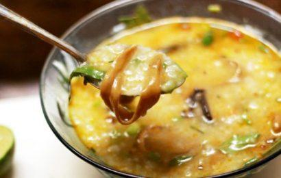 Ngon miễn chê với cách nấu cháo lươn xứ Nghệ