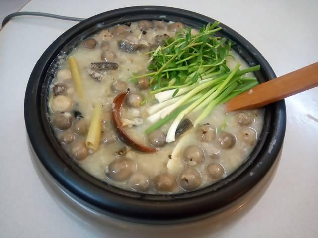 Cách nấu cháo rắn đậu xanh thơm ngon, cực kì bổ dưỡng