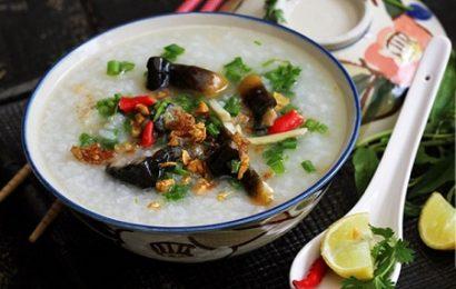Cháo lươn nấu với rau gì cho bé vừa ngon lại đảm bảo an toàn
