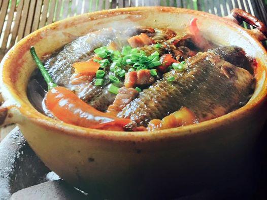 những món cá rô kho ngon