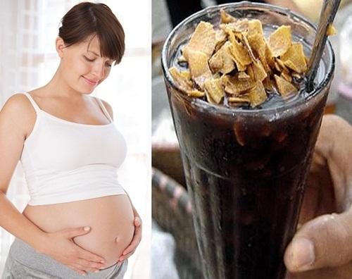 Bà bầu uống nước đỗ đen có tốt cho sức khỏe mẹ và bé không?