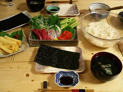 Các loại sushi và cách làm khác lạ 10