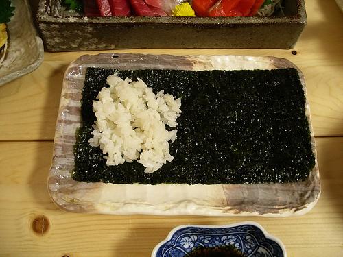 Các loại sushi và cách làm khác lạ 11